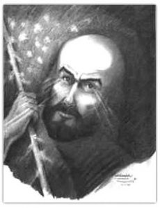 Ascended Master Melcheizedek