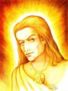 Ascended Master Seraps Bey