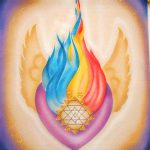 Three Fold Flame of the Heart